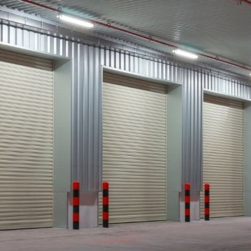 Roller shutter installation in London and Kent
