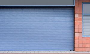 Commercial roller shutters London